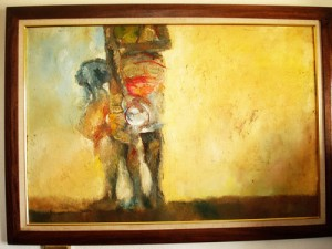 George Kyeyune. (c) 2008. Kann Artists. All rights reserved.