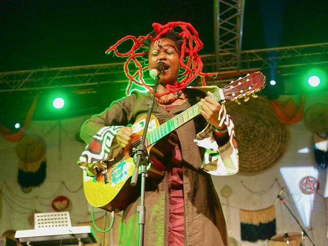 Ugandan music scene