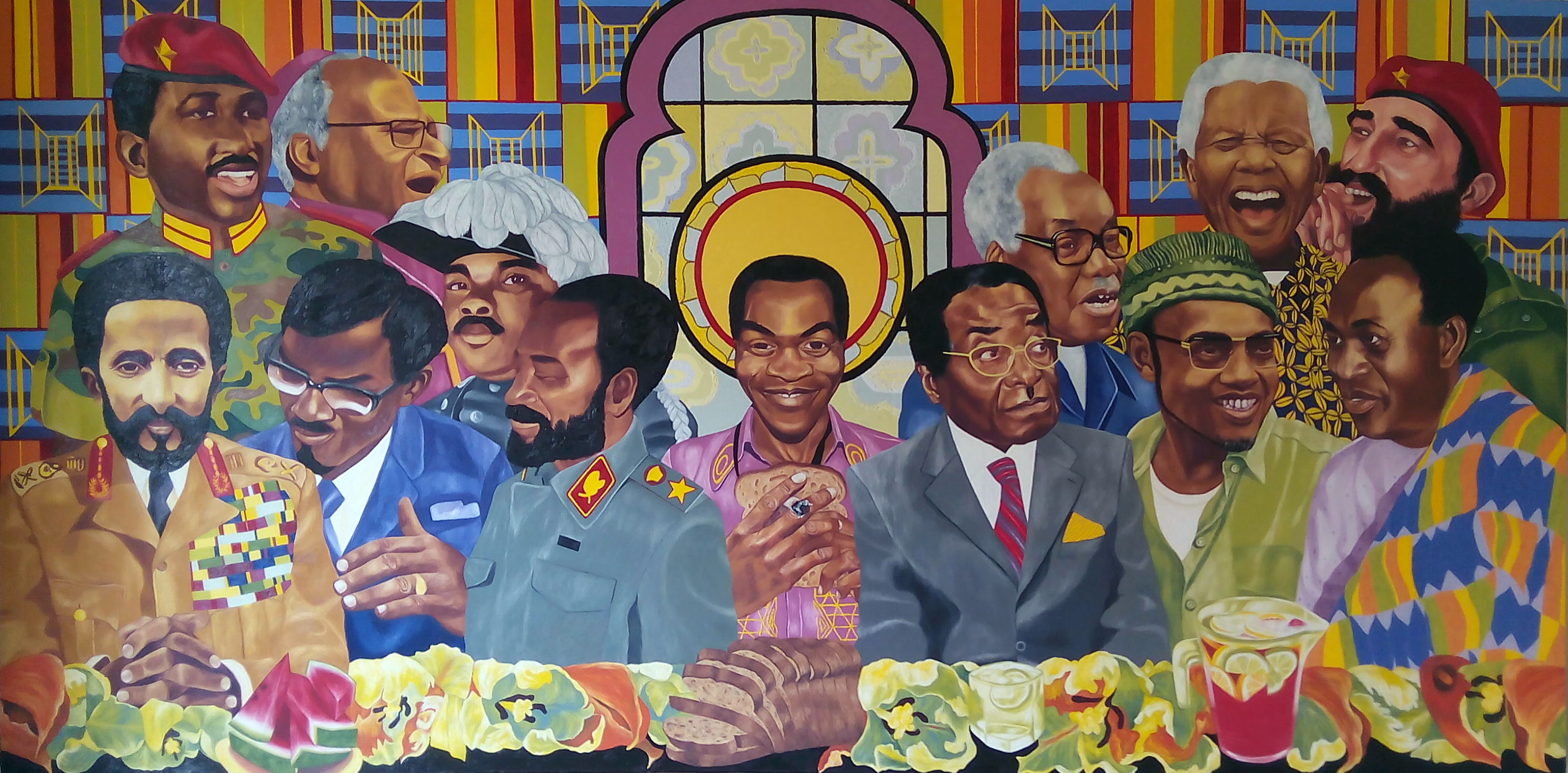 The Last Supper - by Paul Ndema