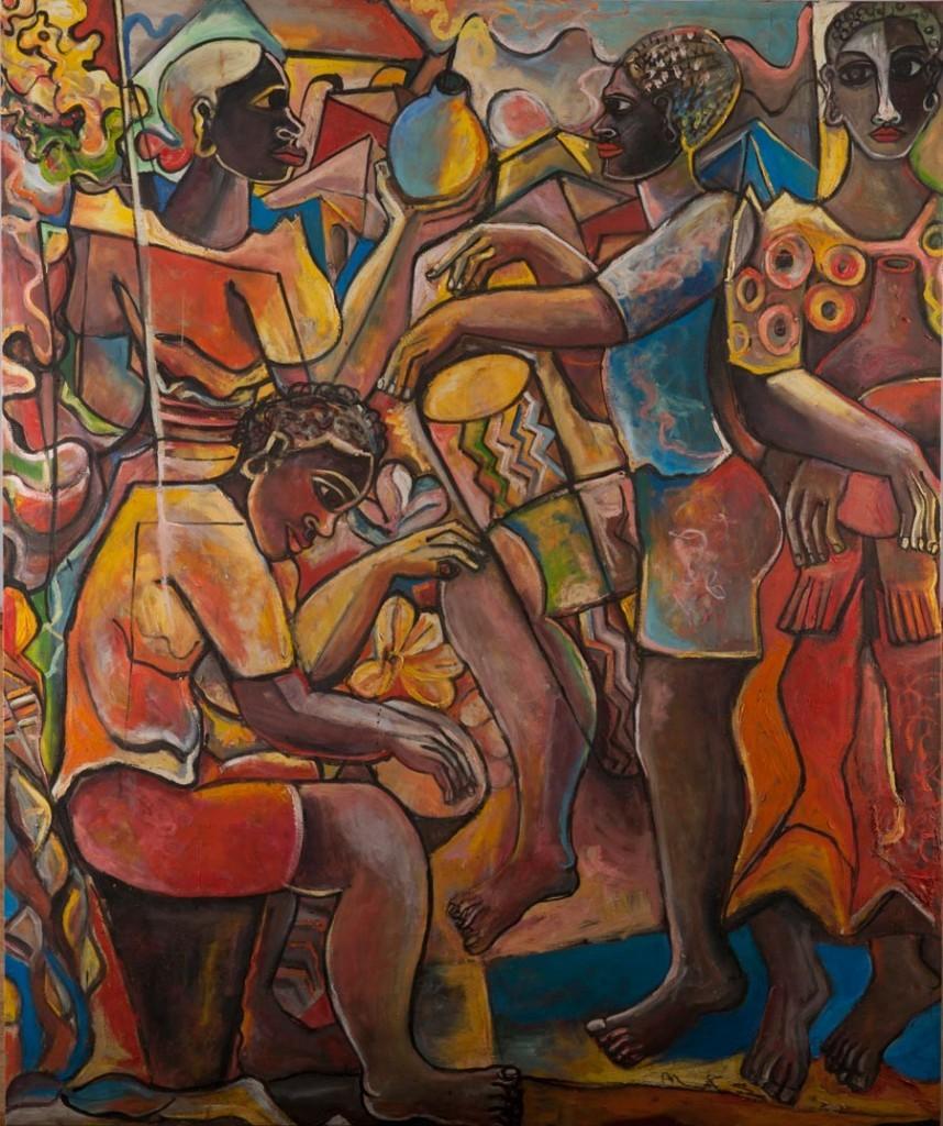 Celebration Godfre yMukasa