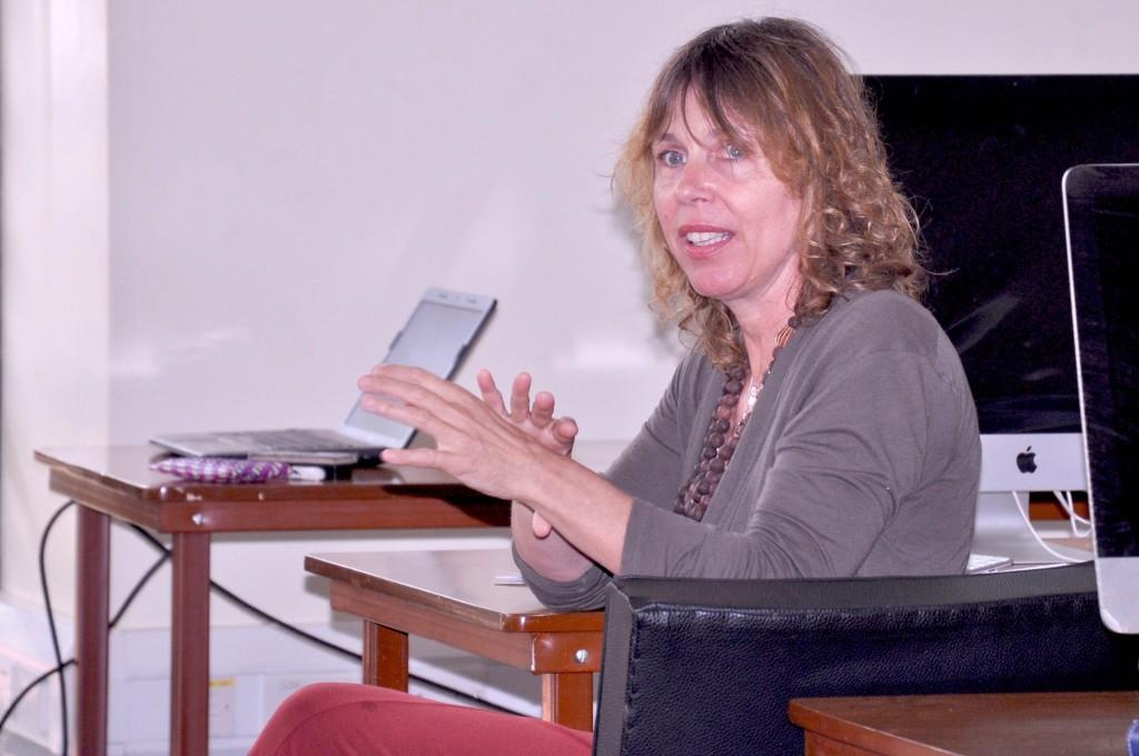 Dr. Andrea Coumans Professor Minerva University